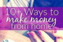 Earning Money & Saving Money / How To Save Money - Saving Money For Vacation - Saving Money For Christmas - Ways To Earn Money -Teaching Kids To Save Money- Ways To Earn Money From Home - Work At Home Moms - Jobs To Earn Money
