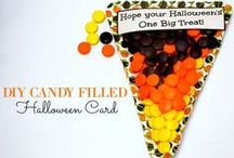Halloween Party / Halloween Party Food and Halloween Party Decor