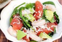 Salads / Salad Recipes I love. Salad recipes I can't wait to try.