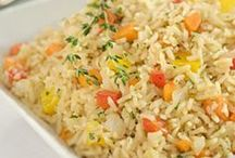 Side Dishes / Side Dishes, Dips, Dressings and more. Veggies, Rice, Potatoes and every kind of side dish recipe.