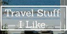 Travel stuff I like / Re pins