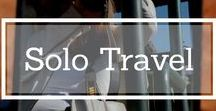 Solo travel / Solo travel can seem daunting. Having done it off and on for over 10 years I now love it and I have learnt a lot! This board contains my posts on travelling alone as well as other blog posts on single travel that I like #solotravel #travelingalone #singlestravel