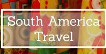 South America Travel Inspiration & Travel Tips / Travel destinations in South America. This board covers Travel Guides, City Guides, restaurant guides, food information, itineraries Travel Tips, Travel Inspiration and all articles at the practical luxury travel end of the market. Peru travel, Ecuador travel, Brazil travel, Argentina travel, Chile travel, Bolivia travel, uruguay travel and more!