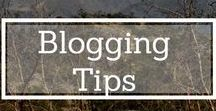 Blogging tips / Posts on blogging and social media