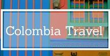 Colombia Travel Inspiration & Travel Guides / Planning a trip to Colombia? This board has travel tips, travel guides, city guides, travel itineraries and travel inspiration for Cartagena, Medellin, Bogota, Cali and more