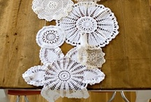 Doily Dreams / Everything knit & crochet; doily delicious!