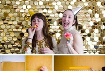 Pretty Party / Ideas to add a special touch to birthday parties.