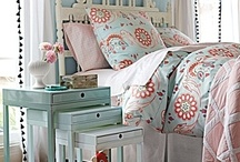 Adorable Girl Bedroom Ideas / Adorable ideas for decorating your kids bedroom.