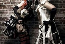 Steampunk is Beautiful / Steampunk fashion and art