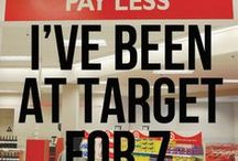 Target Deals, Coupons, More / Is it weird the cashiers at Target know me by first name? :) ~ http://www.savingsmania.com/ / by SavingsMania- Diane Schmidt