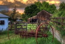 ♫ She's Gone Country / Although I live in Southern California, I was born and raised in The South... and there are certain aspects of southern living that I still LOVE. When I go home to North Carolina, I bask in all the Southern charms.  / by ✿Biℓℓie Gℓor