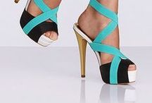 Sexy Shoes / I love to wear high heels. Its like a rush!! I often wear them around the house en femme. #sexy #shoes #heels