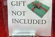 Holidays, Parties, & Gift Idea Stuffs! / by Kimmie Watson
