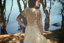 "DWB Wedding Gowns / All the gowns pictured are by ""Denise Wright Bridal"""