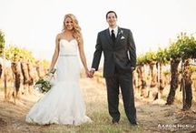 Ponte Winery Weddings / Weddings at the Ponte Family Estate Winery in the Temecula Valley Wine Country, CA.