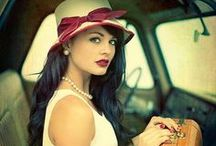 Fashion - Vintage  / by Sunjay JK