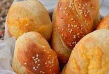 Breads, Biscuits, More / There is nothing like warm, homemade bread. http://www.savingsmania.com/ / by SavingsMania- Diane Schmidt