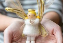 Christmas- Homemade Crafts + Projects / Homemade from the heart~ http://www.savingsmania.com/