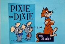 Cartoons!! / All of my favorite cartoons.. / by Lynn Byfield