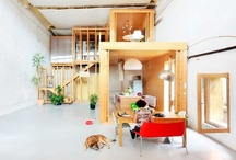 spaces / by happyhome
