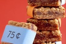 Bake Sale Treats / Bake sale treats that will be a hit! http://www.savingsmania.com/ / by SavingsMania- Diane Schmidt