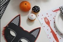 Petites Idées pour fêter Halloween / by @lly02 Le Blog