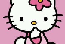 Hello Kitty fancies! / by Lynn Byfield