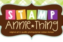 Rubber Stamps - Stamp AnnieThing