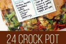 CrockPot- Get Crockin' Recipes / I love my Crock Pot!