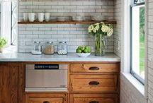In the kitchen / by Jenn