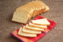 Gluten Free Breads - Barefeet In The Kitchen Recipes / by Barefeet In The Kitchen