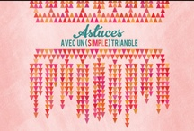 Petites Astuces pour de Jolis Graphismes (Photoshop, Inkscape...) / by @lly02 Le Blog