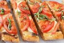 recipes | pizza, flatbreads / However, you like to top your pizza, there's a recipe for it!