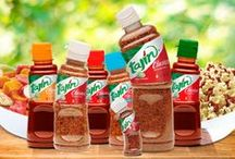 Tajín's Family / Our products, our family. Nuestros productos, nuestra familia