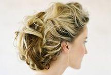 WEDDING HAIR / by Emelie Allen