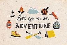 Let's Be Adventurous!  / Future Travels