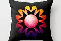 Crazy Cute Throw Pillows