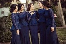 6- Bridal party / by Mary McStopit