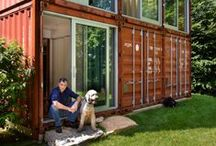 Shipping Container Homes / by Pole Lostao