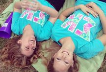 Sorority stuff/college apparel / by Shelby Weiss
