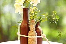 Wedding DIY Ideas / Wedding Decor Ideas  / by Stacey Neal Cox