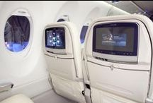 In-Flight Entertainment and Connectivity (IFEC) / Thales provides innovative cabin systems designed to make flying a more enjoyable experience for passengers and crew. From in-flight entertainment (IFE) to connectivity systems, we help airlines create a relaxing atmosphere on board.