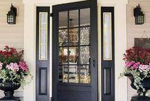 Front Doors / Front Doors / by Kevin Schultze