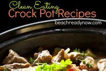Take Your Time, Do It Right ♫ / Crock Pot Recipes / by ✿Biℓℓie Gℓor