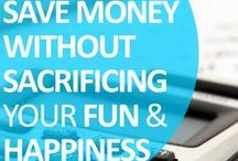 SAVING MONEY / Finding the best ways to save money and live frugally without feeling poor.