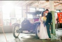Wedding Venues | Piquette Plant / Wedding images from the Piquette Plant in Detroit, Michigan by Meg Darket Photography