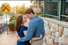 Ann Arbor Engagement Sessions / Engagement images from Ann Arbor by Meg Darket Photography