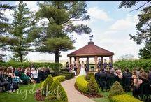 Wedding Venues | Pine Knob Mansion / Wedding images by Meg Darket Photography at the Pine Knob Mansion