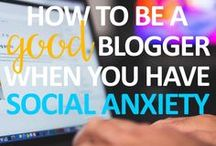 BLOGGING TIPS / Learn how to optimize your blog on this board.