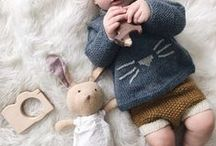 { dressing the babe } / Baby boy clothes